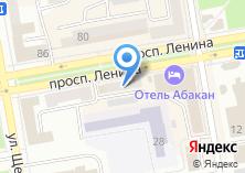 Компания «Продукты ВСК» на карте