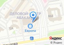 Компания «Запрет» на карте