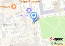 Компания «Мир» на карте