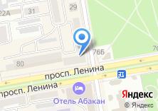 Компания «Ортопедия Плюс» на карте