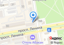 Компания «Krujevo» на карте