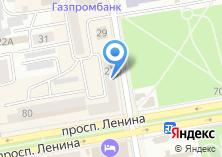 Компания «Народная Пельменная» на карте