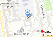 Компания «Мобильная Служба Сервиса» на карте