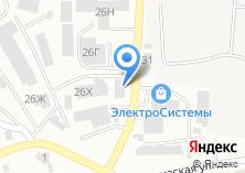 Компания «Енисейпромстрой» на карте