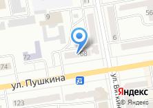 Компания «Департамент градостроительства» на карте