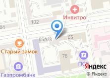 Компания «ЛИНИЯ ОФИСА» на карте