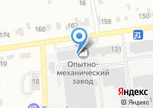 Компания «Сибирский Бизнес» на карте