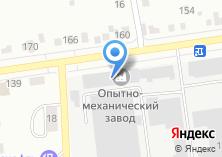 Компания «Мир аккумуляторов» на карте