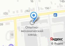 Компания «КрасМет» на карте
