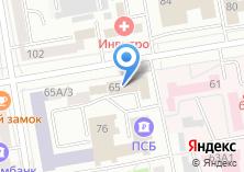 Компания «Доктор GSM» на карте