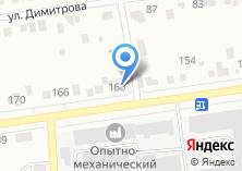 Компания «Формула ВАЗ» на карте