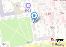 Компания «ЖИЛСОЦГАРАНТИЯ» на карте