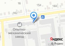 Компания «Абакан МеталлСтрой» на карте