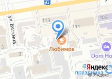 Компания «Судьба» на карте