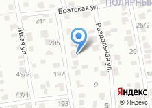 Компания «ФОРМАТ-АВТО» на карте