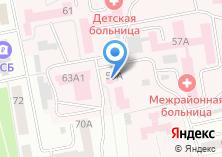 Компания «Карпов и К» на карте
