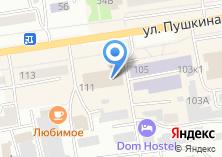 Компания «MadeSoul» на карте