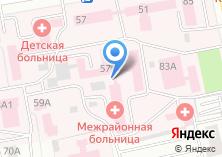 Компания «Городская клиническая больница» на карте