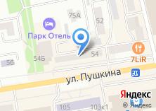 Компания «Времена года» на карте