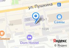 Компания «Багетка» на карте