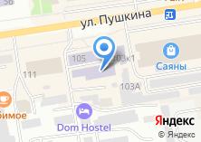 Компания «Мультяшный переполох» на карте