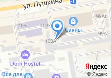Компания «Viktoroff» на карте