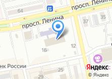 Компания «Звоны» на карте