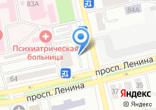 Компания «Строящийся жилой дом по ул. Ленина проспект» на карте