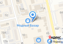 Компания «Бутичок» на карте