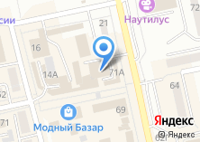 Компания «Kras-mobile» на карте