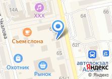 Компания «Каблучок» на карте