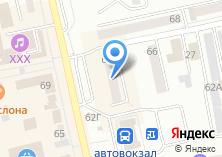 Компания «Посредник» на карте