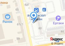 Компания «МобилаS» на карте