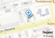 Компания «Учебно-методический центр ГО и ЧС Республики Хакасия» на карте