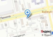 Компания «Магазин продуктов на проспекте Ленина» на карте