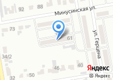 Компания «АЯС» на карте