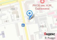 Компания «Управление технической инвентаризации Республики Хакасия» на карте