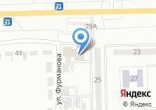 Компания «Абаканский пансионат ветеранов» на карте
