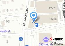 Компания «Праздник жизни» на карте