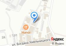 Компания «SAP54.ru» на карте