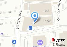 Компания «Сулико» на карте