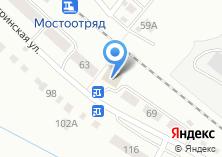 Компания «Мостовик» на карте