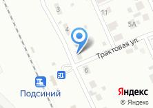 Компания «Источник» на карте
