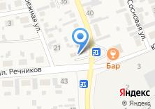 Компания «Кедр» на карте