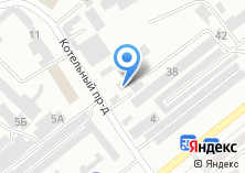 Компания «ТеплоГарант» на карте