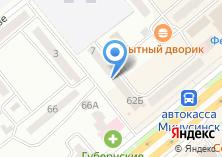 Компания «Севастьян» на карте