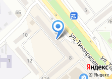 Компания «Комфорт финанс» на карте