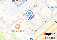 Компания «Прайм Сервис - Торгово-сервисная компания» на карте