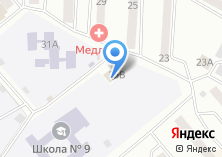 Компания «Минусинский городской третейский суд» на карте