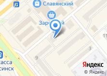 Компания «Мыльная лавка» на карте